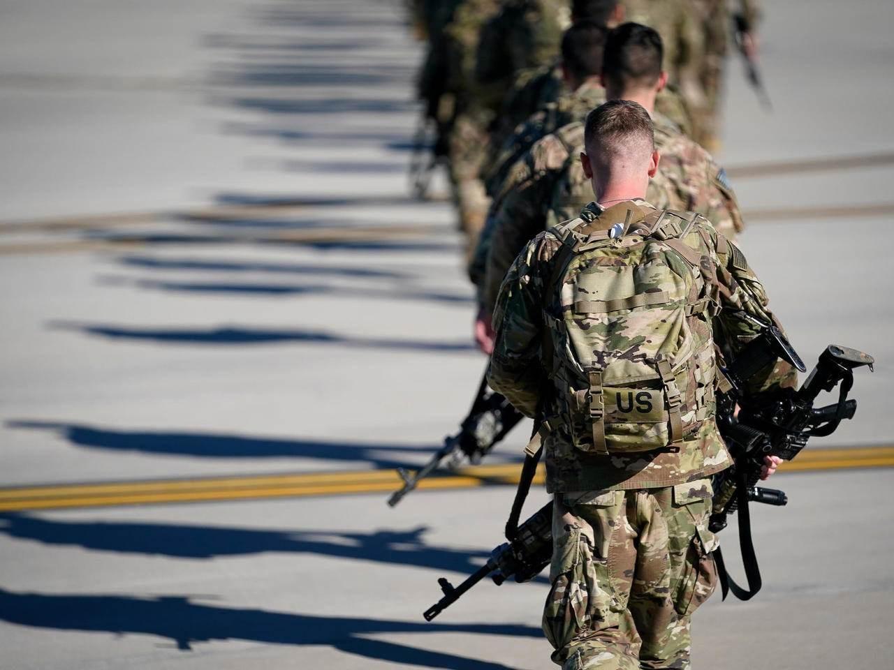 استهداف موقع للجيش الأميركيّ في منطقة حدودية بين العراق والكويت