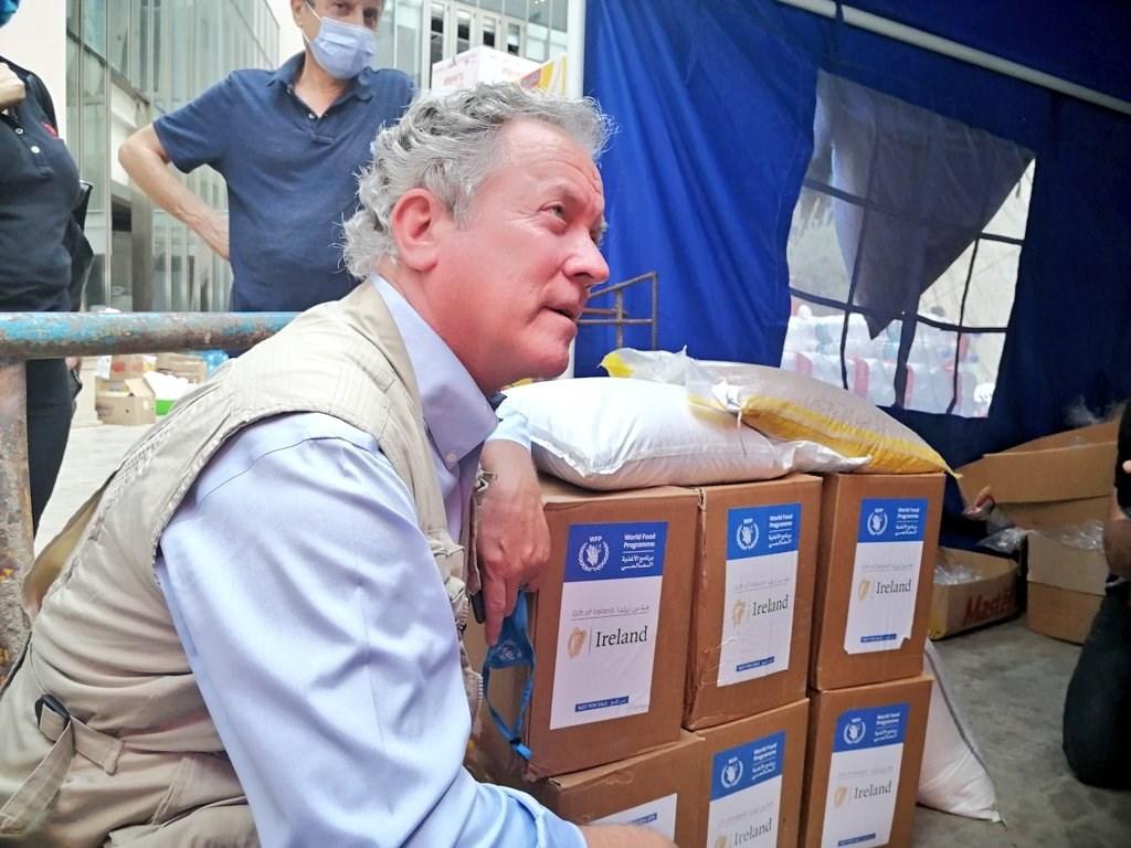 تقرير أممي: انفجار بيروت سيؤدي إلى تفاقم انعدام الأمن الغذائي