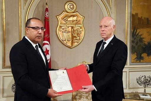 رئيس الحكومة التونسية المكلف هشام المشيشي يعلن عزمه تكوين حكومة كفاءات وطنية مستقلة
