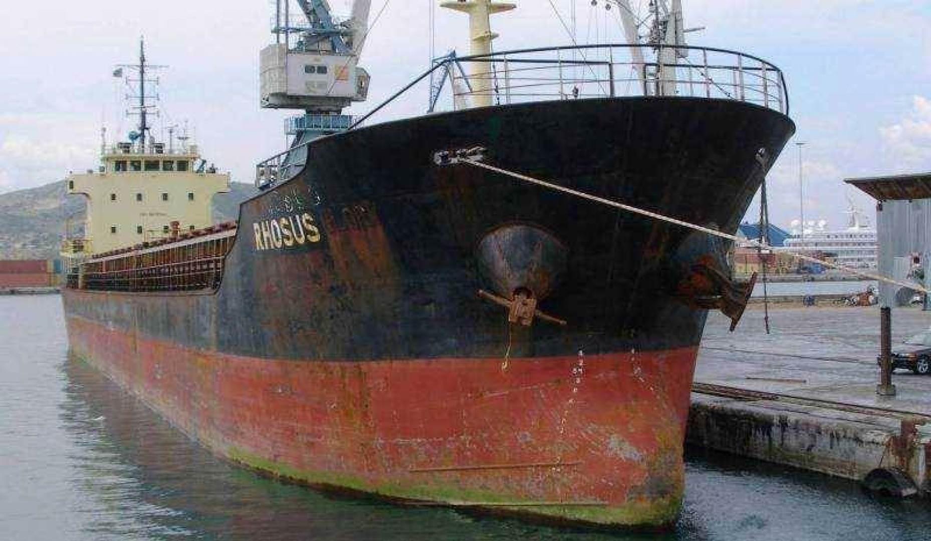 بروكوشوف للميادين: الحمولة التي كان يجب أن تنقلها السفينة