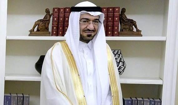 سعد الجبري، المسؤول السابق برتبة وزير في وزارة الداخلية السعودية.