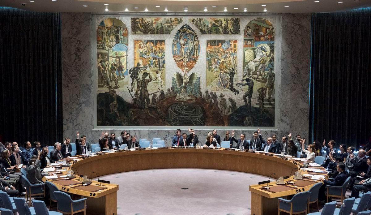 الميادين تحصل على مشروع قرار قدمته الولايات المتحدة لتمديد حظر التسليح على إيران