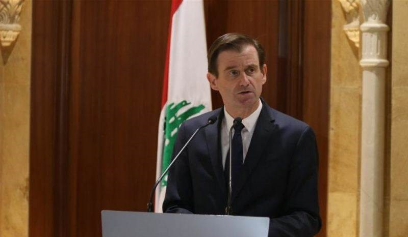 هيل: المشاركة تأتي تلبية لدعوة من السلطات اللبنانية.