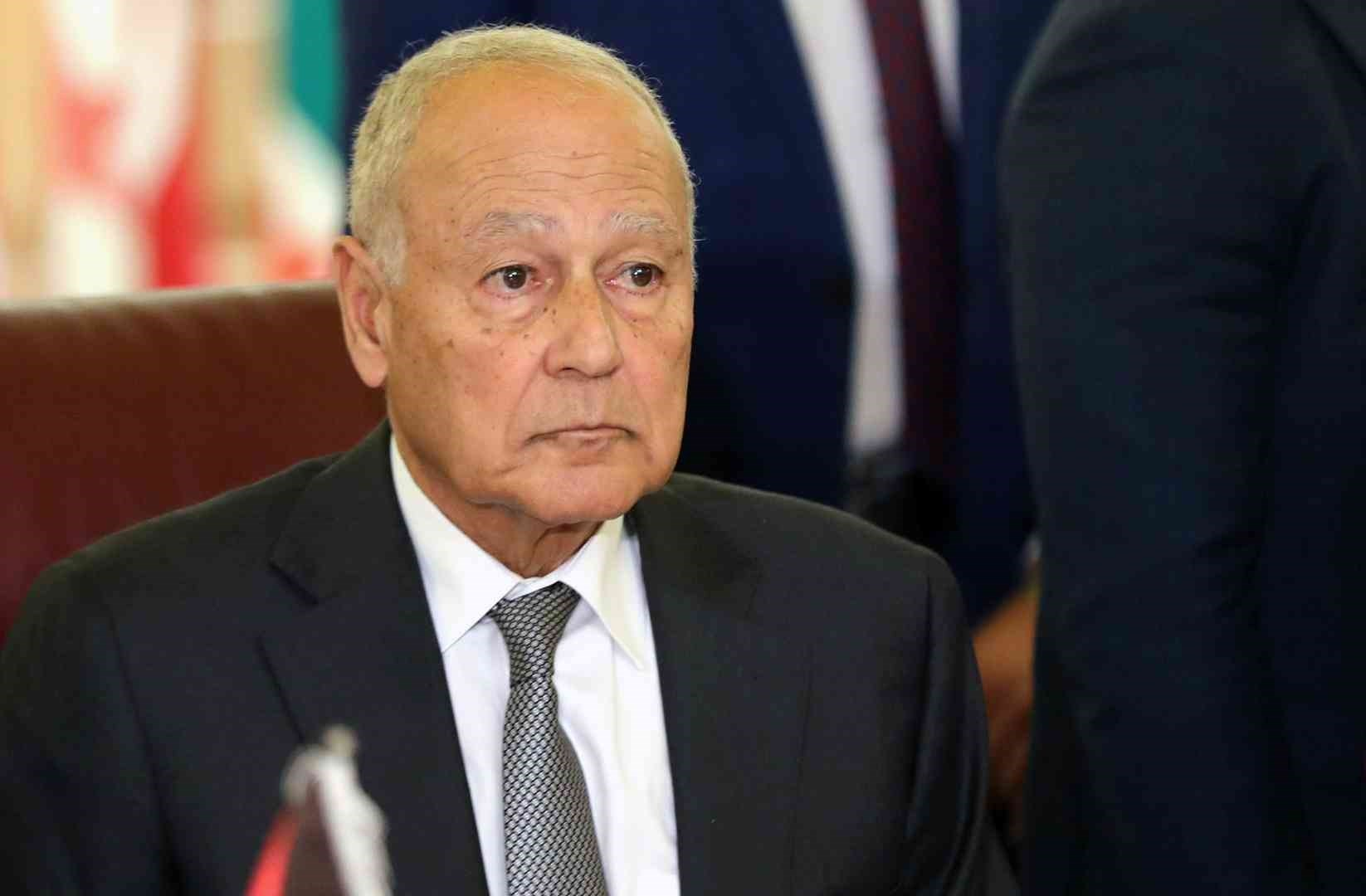 أبو الغيط يعرب عن تمنياته المُخلصة باستقرار الأوضاع في العراق في أسرع وقت