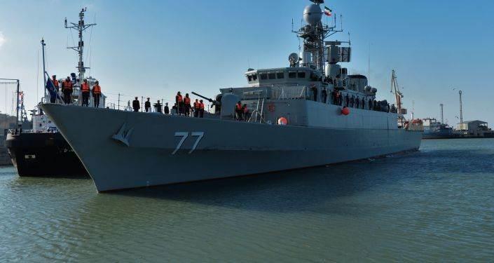 القيادة الأميركية: قوات إيرانية استولت على سفينة في المياه الدولية