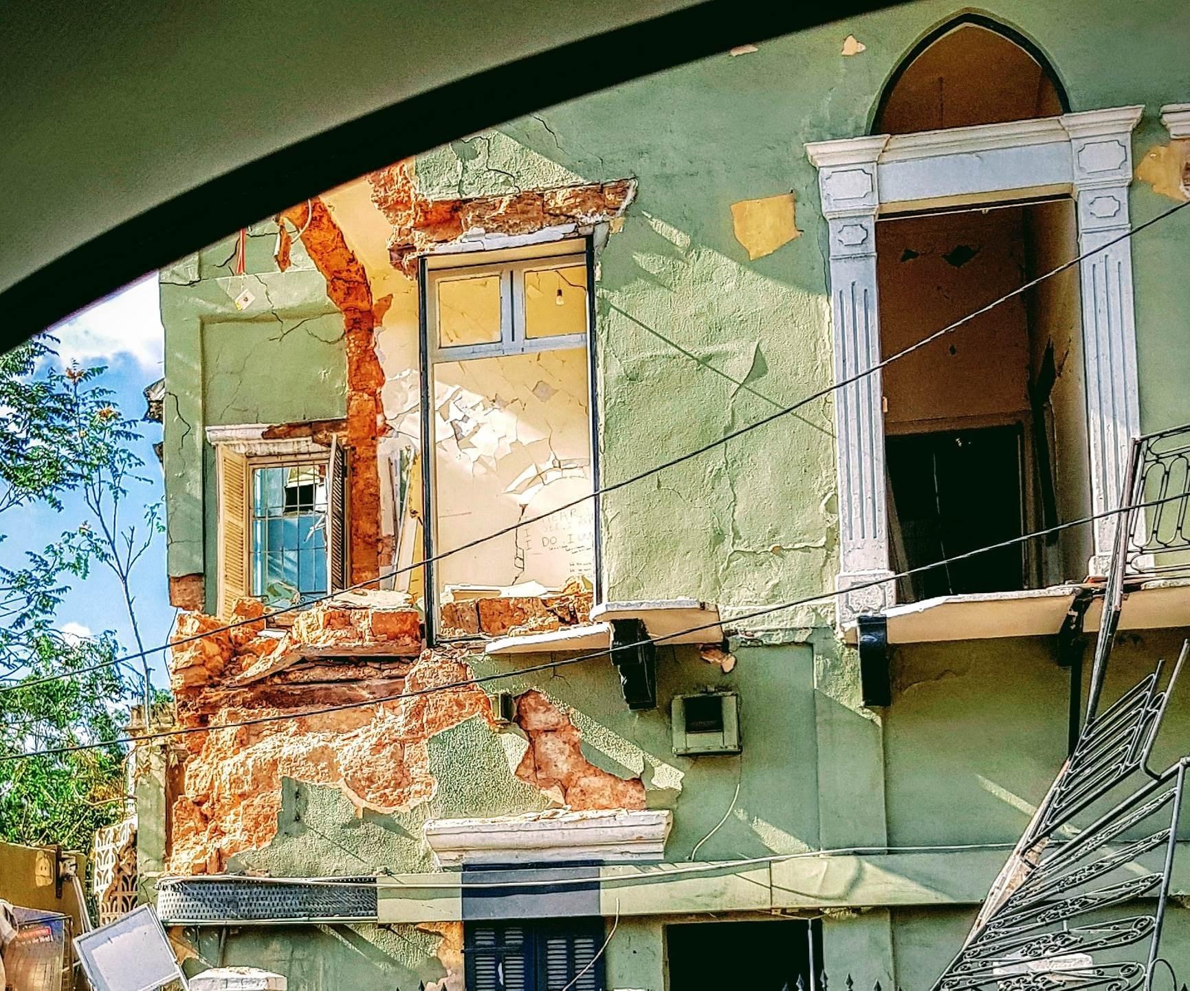 هيئات دولية تتعهد بالمساعدة لمعالجة الأبنية التراثية المتضررة في بيروت