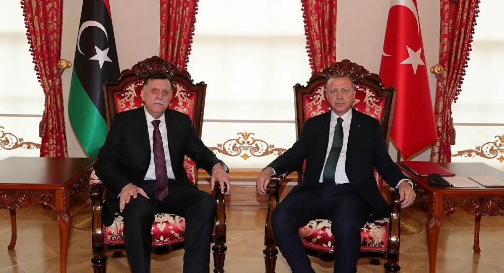 تركيا وحكومة الوفاق الليبية توقعان مذكرة تفاهم جديدة