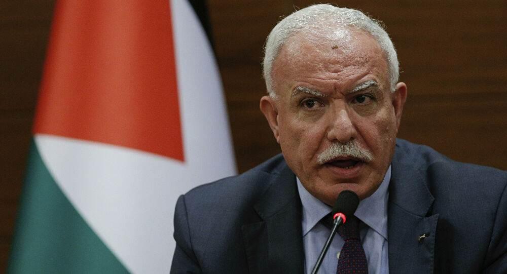 فلسطين تستدعي سفيرها من الإمارات