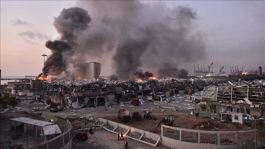 بعد انفجار مرفأ بيروت.. الصّدمة واضحة على الجميع في بيروت بمختلف المناطق اللبنانيَّة