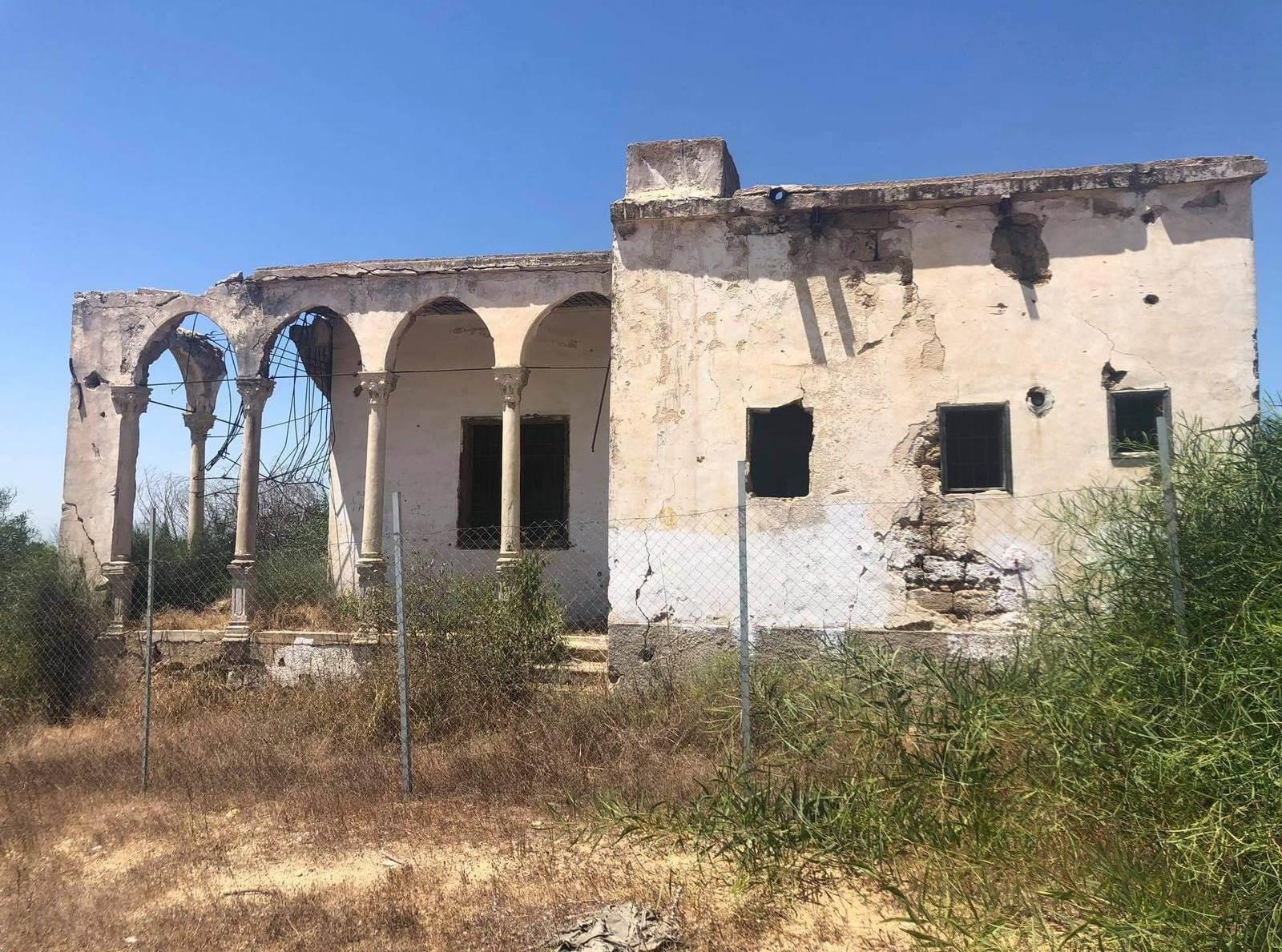 بيت في هربيا شاهد على النكبة