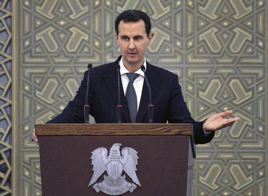 تحدَّث الأسد في خطابه الأخير بوضوح عن القضايا الداخلية ولا سيما ملف مكافحة الفساد
