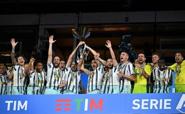 خسر يوفنتوس أمام روما 1-3 في ختام الموسم