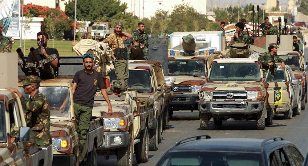 موسكو ترحب بمبادرة وقف الفوري لإطلاق النار في ليبيا