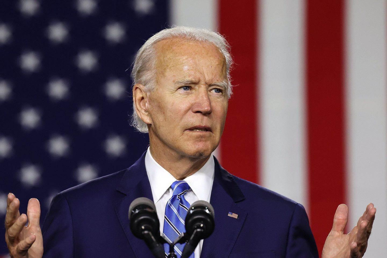 بايدن يقبل ترشيح الحزب الديمقراطي لانتخابات الرئاسة الأمريكية