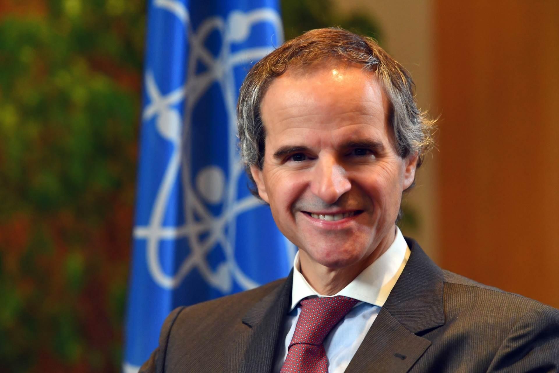مدير الوكالة الدولية للطاقة الذرية يزور طهران لتعزيز التعاون