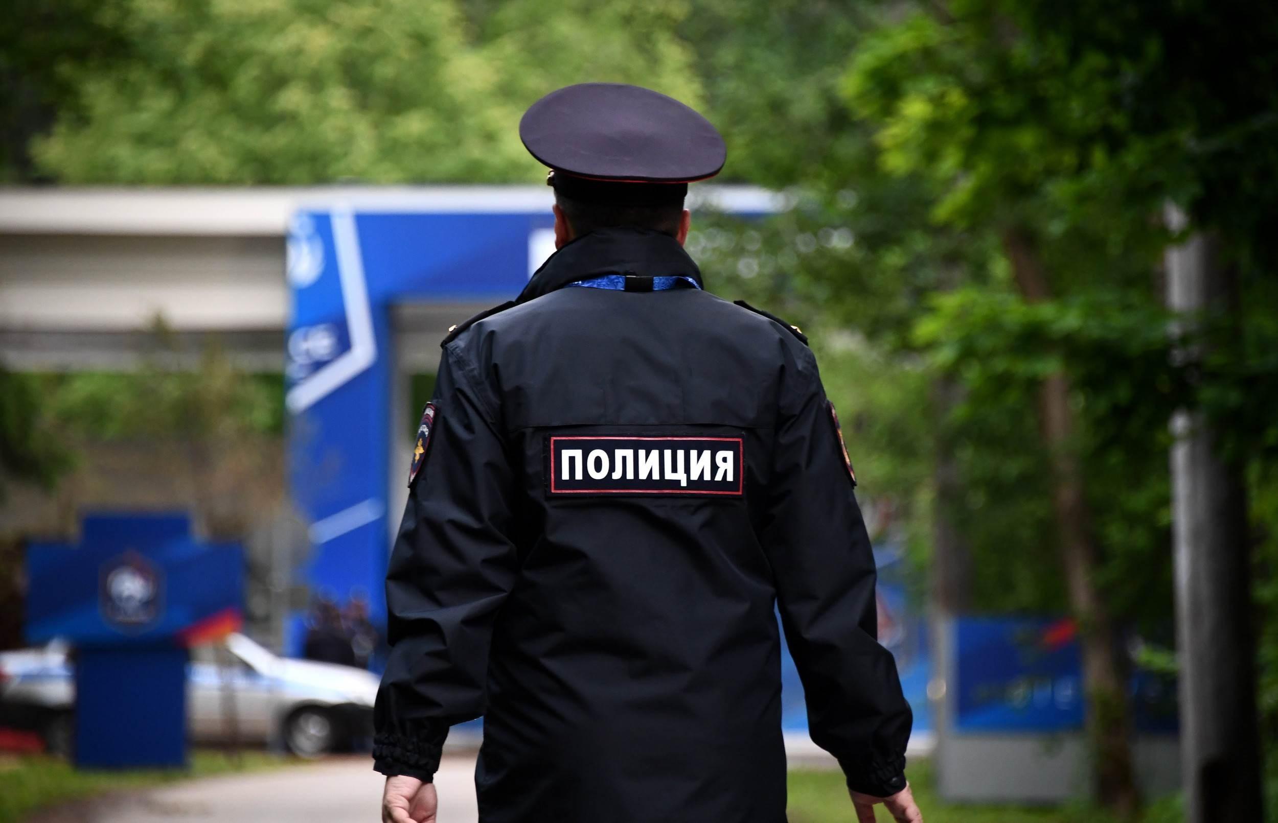 عناصر من الجهاز الأمني الروسي.