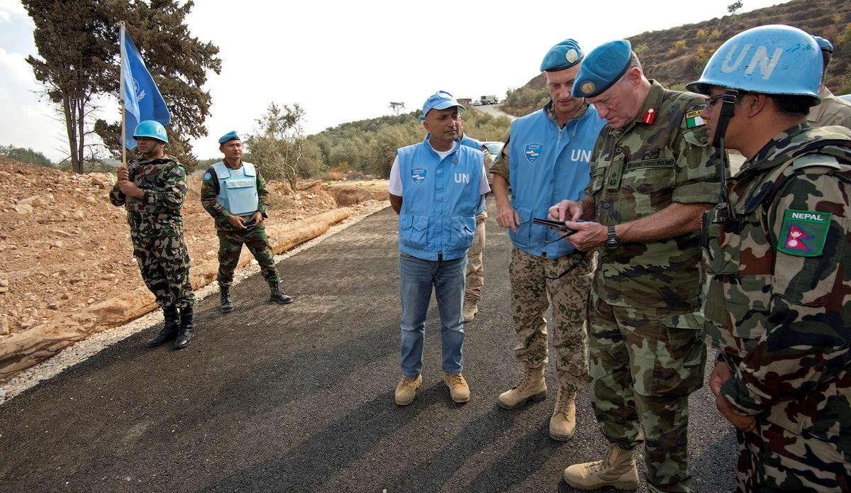 الاحتلال الإسرائيلي يتهم قوات اليونيفيل بأنها غير قادرة على تنفيذ مهامها