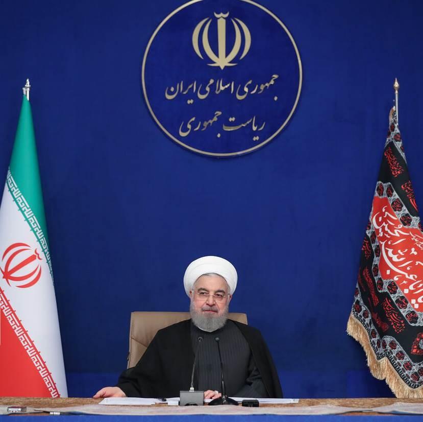 روحاني: إذا اعتذرت الولايات المتحدة وعادت إلى الاتفاق النووي من الممكن التوصل إلى اتفاق (إيرنا)