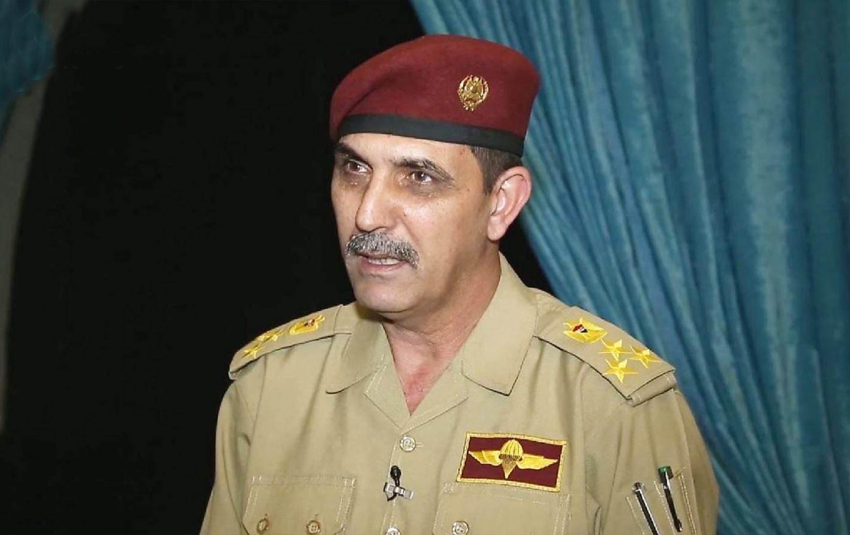 الناطق باسم القائد العام للقوات المسلّحة اللواء يحيى رسول.