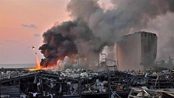 بعد الانفجار الكبير في مرفأ بيروت تدفقت المساعدات الإنسانية على لبنان وتولتها منظمات غير حكومية