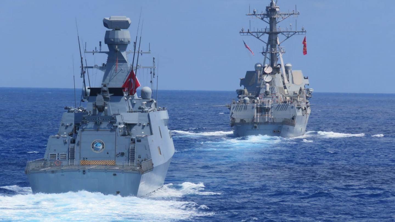 تركيا ستجري تدريبات تتضمن إطلاق النار في شرق البحر المتوسط قبالة ساحل الاسكندرونة في الأول من شهر أيلول/ سبتمبر