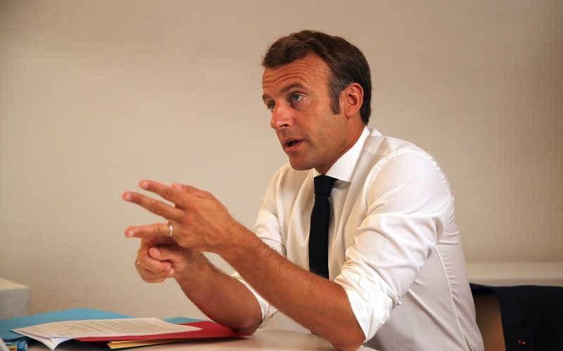 مسؤول فرنسي: ماكرون قطع على نفسه عهداً بفعل كل ما هو ضروري لإيجاد حل للأزمة في لبنان