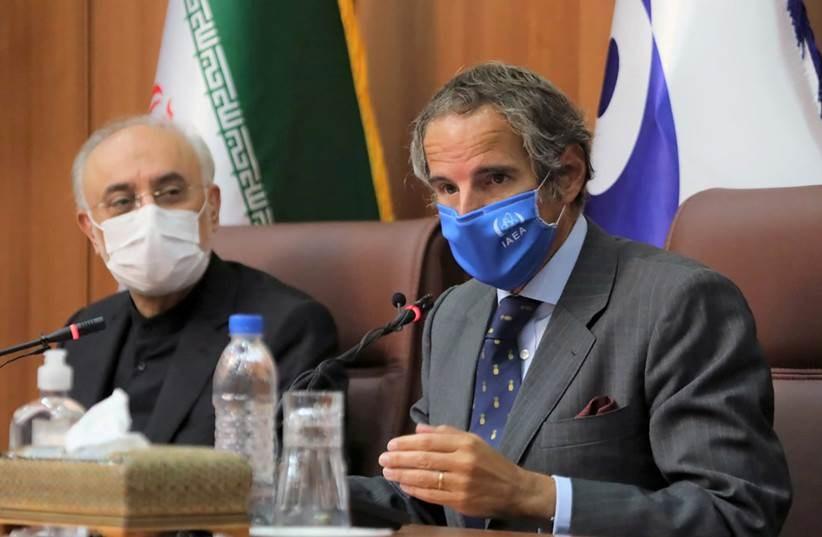 إيران تتفق مع