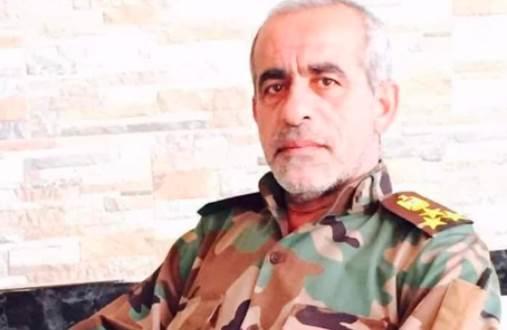 مسؤول المدفعية في محور ديالى للحشد الشعبي الشهيد عامر أحمد صالح (أبو حيدر الأنصاري)
