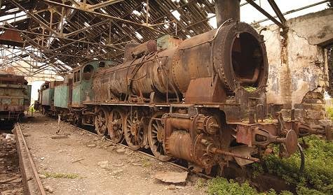 سكة حديد طرابلس