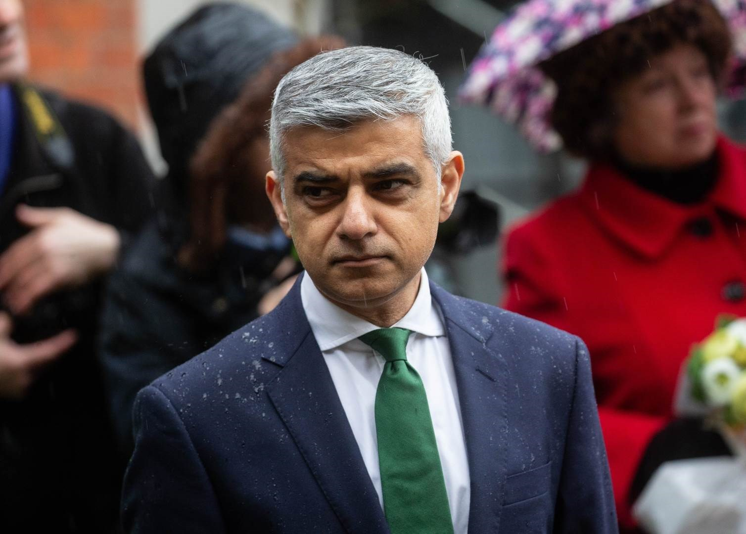 عمدة لندن منتقداً جونسون: هذه إهانة للملايين من سكان لندن