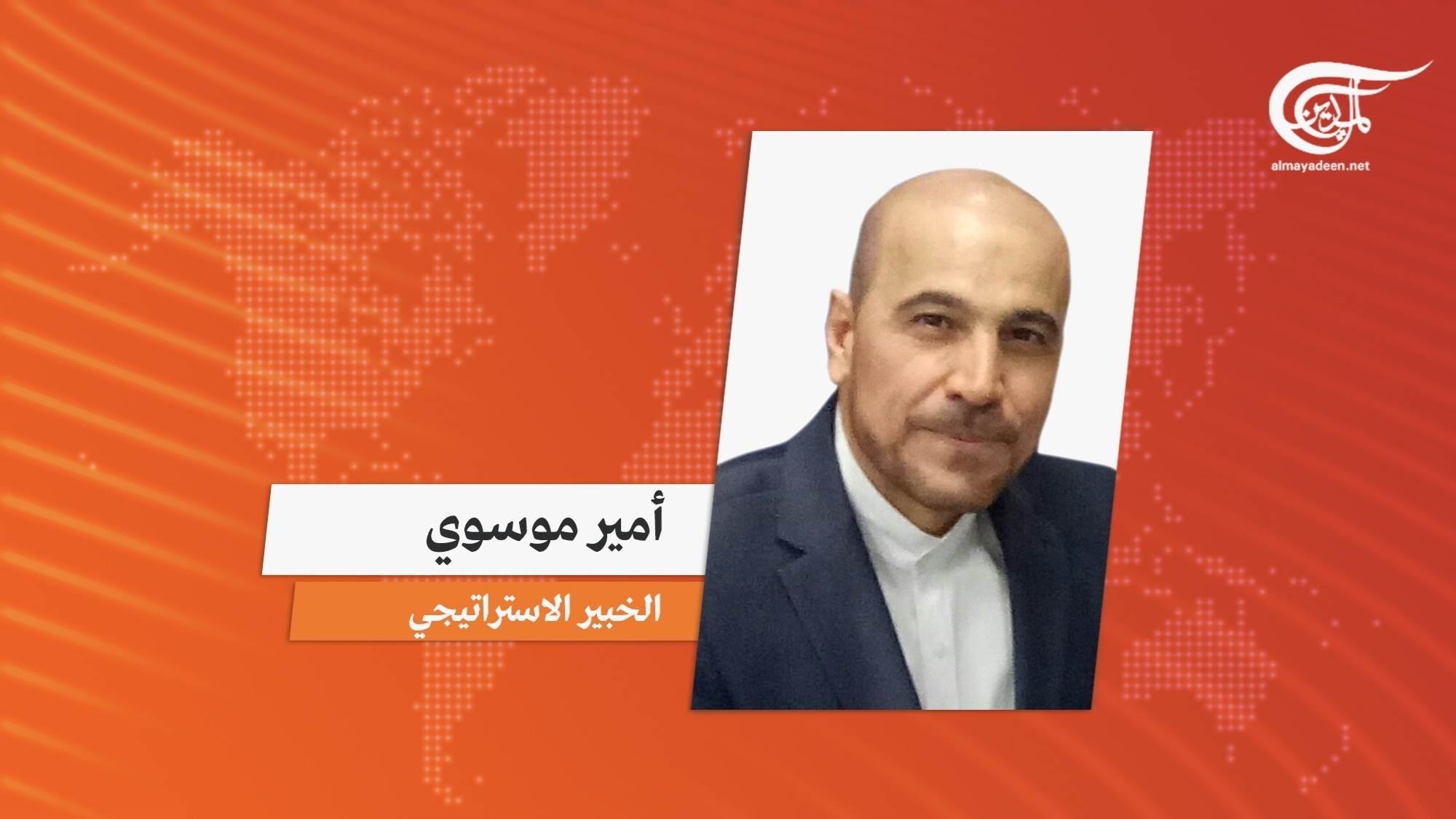 موسوي: تم ضبط وثائق هامة في سيارة شارمهد خطيرة حول استهدافات قد تشمل محور المقاومة