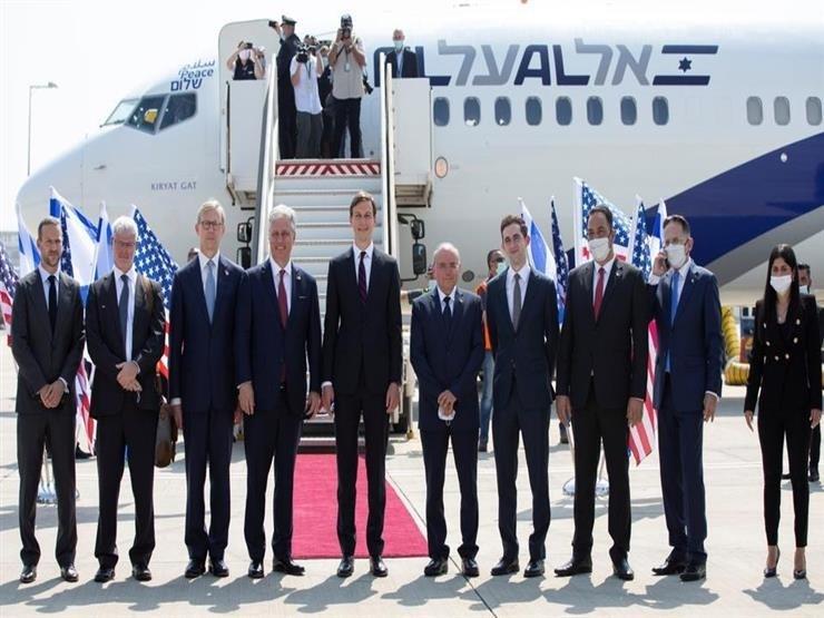 الوفد الأميركي والإسرائيلي برئاسة جاريد كوشنير يصل إلى أبو ظبي