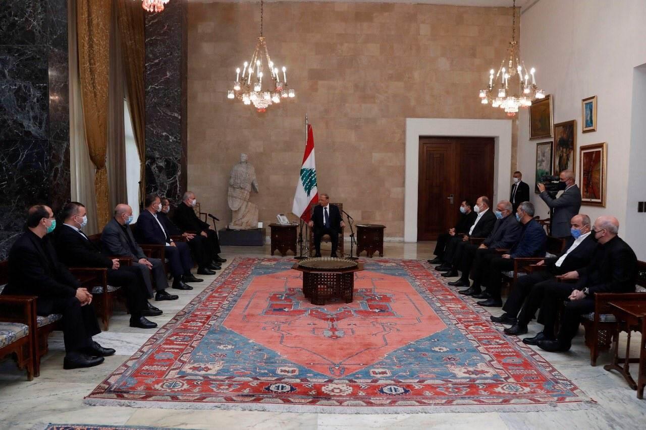 بدأ الإستشارات النيابية لتسمية الرئيس المكلّف بتشكيل الحكومة الجديدة.