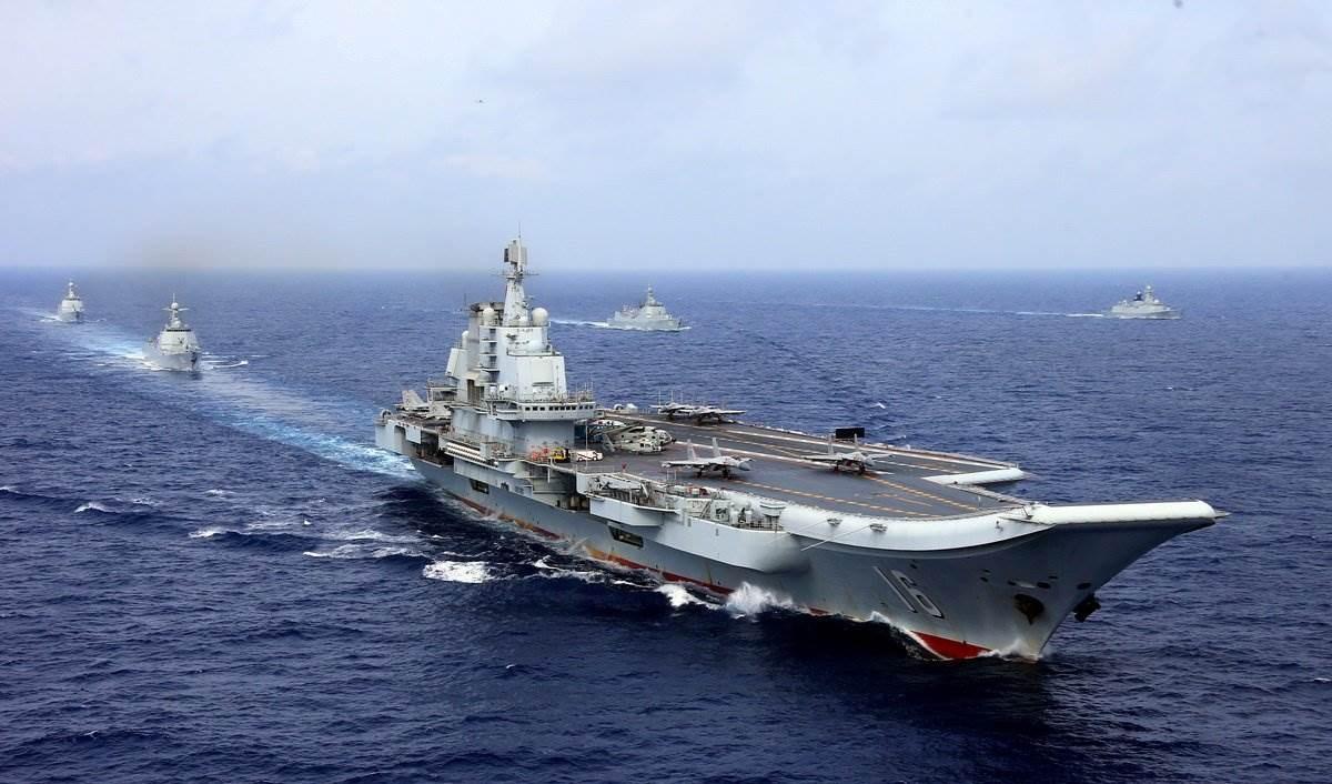 البحرية الصينية صارت قادرة على الدفاع عن بحر الصين الجنوبي.