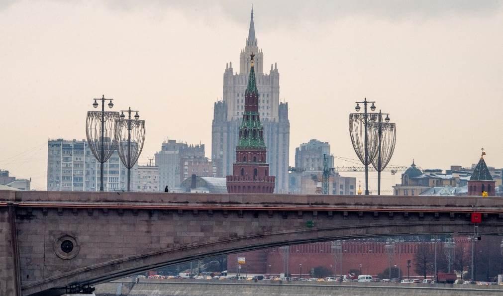 صورة لمقر وزارة الخارجية الروسية (أ ف ب - أرشيف)