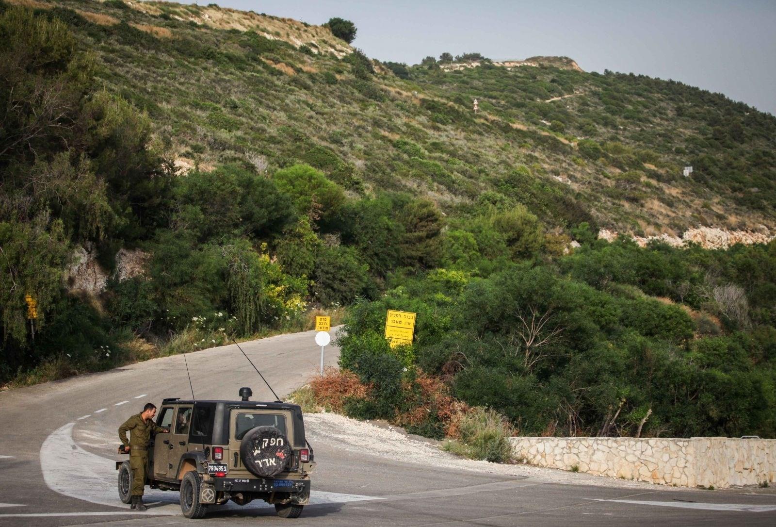 حذر إسرائيلي على الحدود الشمالية مع لبنان من انتقام حزب الله على الضربة الأخيرة في سوريا