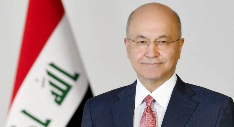 صالح يرحّب بالانتخابات النيابية المبكرة.. ويدعو لاستكمال قانون الانتخابات