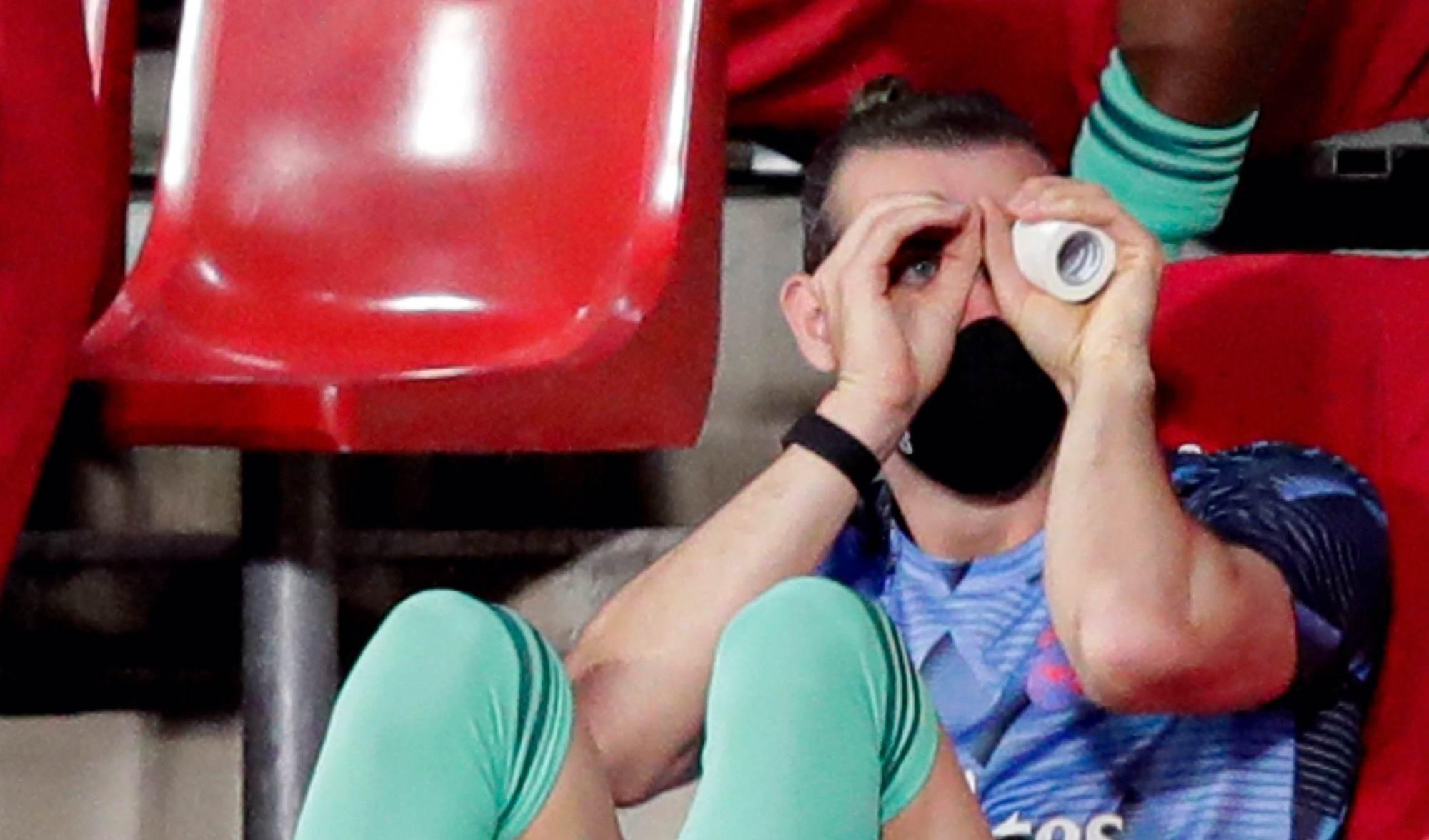 دوري أبطال أوروبا: بيل يغيب عن تشكيلة ريال مدريد