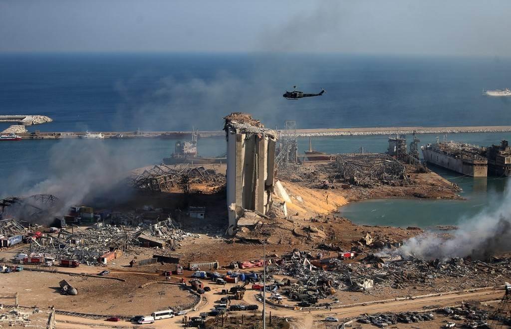أودى انفجار مرفأ بيروت بحياة 113 شهيداً، وجرح الآلاف.. والعشرات ما زالوا تحت الأنقاض
