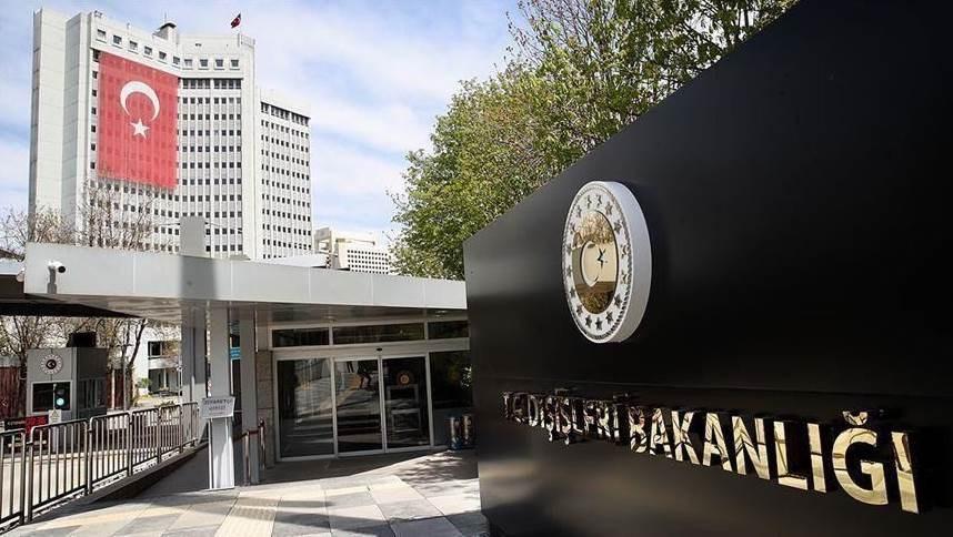 الخارجية التركية: نعتبر الاتفاق لاغياً وباطلاً