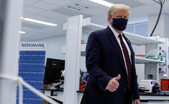 ترامب: قد يتوفّر لقاح ضد كوفيد-19 قبل الانتخابات الرئاسية