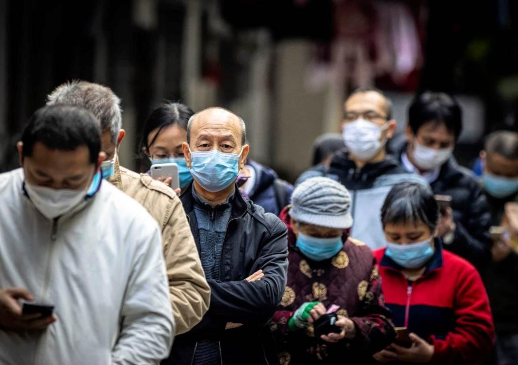 أصيب نحو 3800 شخص في هونغ كونغ منذ أواخر كانون الثاني/يناير
