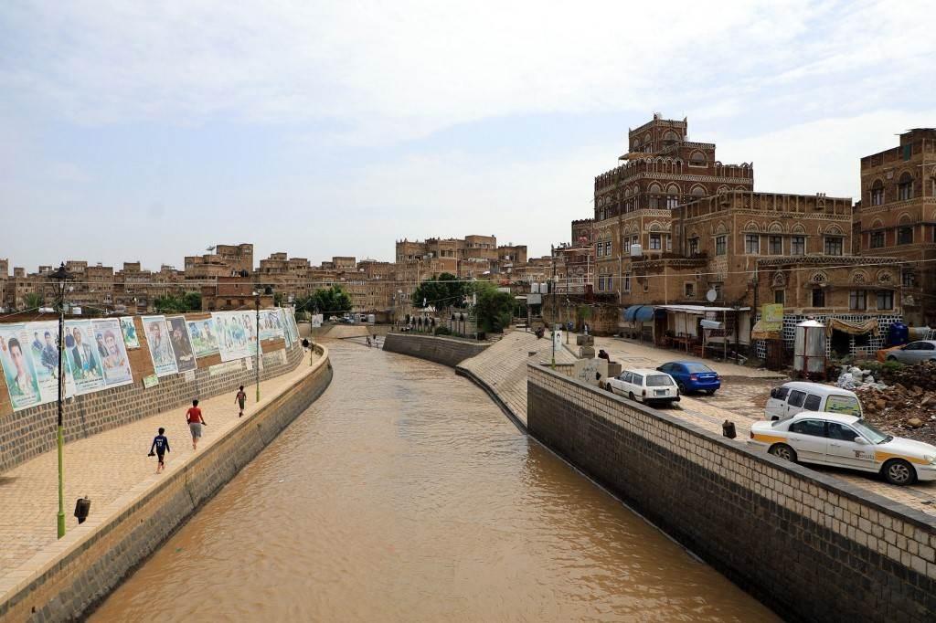 السيول في صنعاء