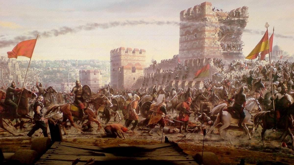 فتح القسطنطينية أدى إلى جلوس القادة الأوروبيين للتفكير بطرق بديلة للقوافل التجارية الأوروبية للوصول إلى الشرق