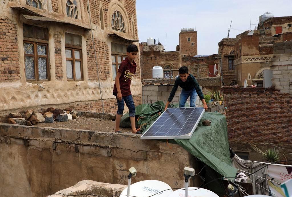 السيول في صنعاء تسببت في انهيار وسقوط 3 منازل بمديريات الوحدة وشعوب وصنعاء القديمة