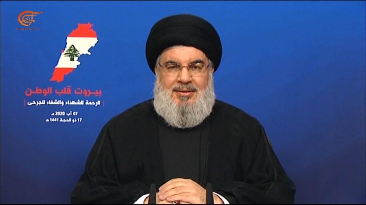 نصر الله: المواقف المسبقة التي اتهمتنا هدفت إلى تحريض الشعب اللبناني على حزب الله وهذا ظلم وتجنّ