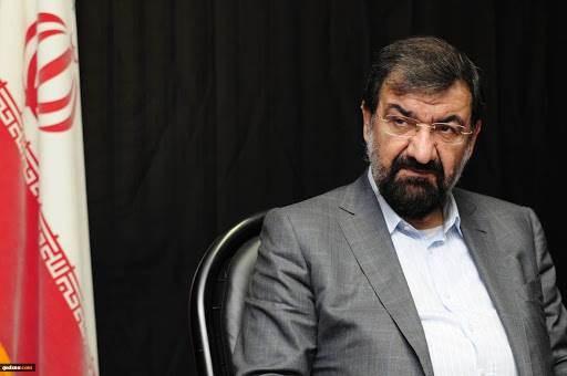 أمين مجمع تشخيص مصلحة النظام في إيران محسن رضائي