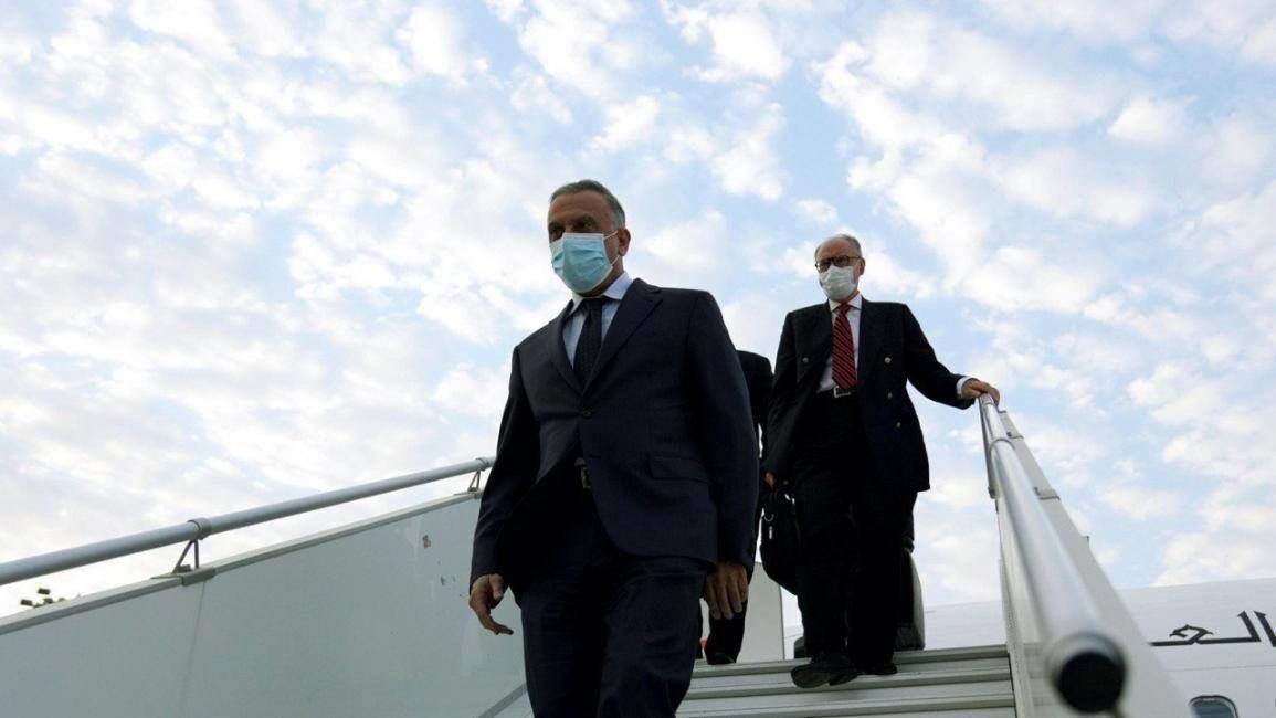 الكاظمي يزور واشنطن في 20 آب الجاري
