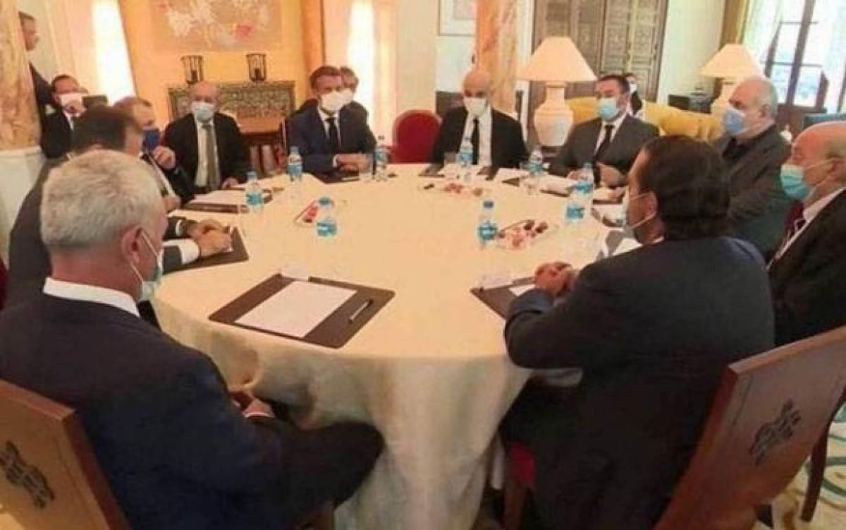 مصادر للميادين: ماكرون رفض طرحاً من بعض الأقطاب بضرورة وضع نزع سلاح حزب الله كأولية