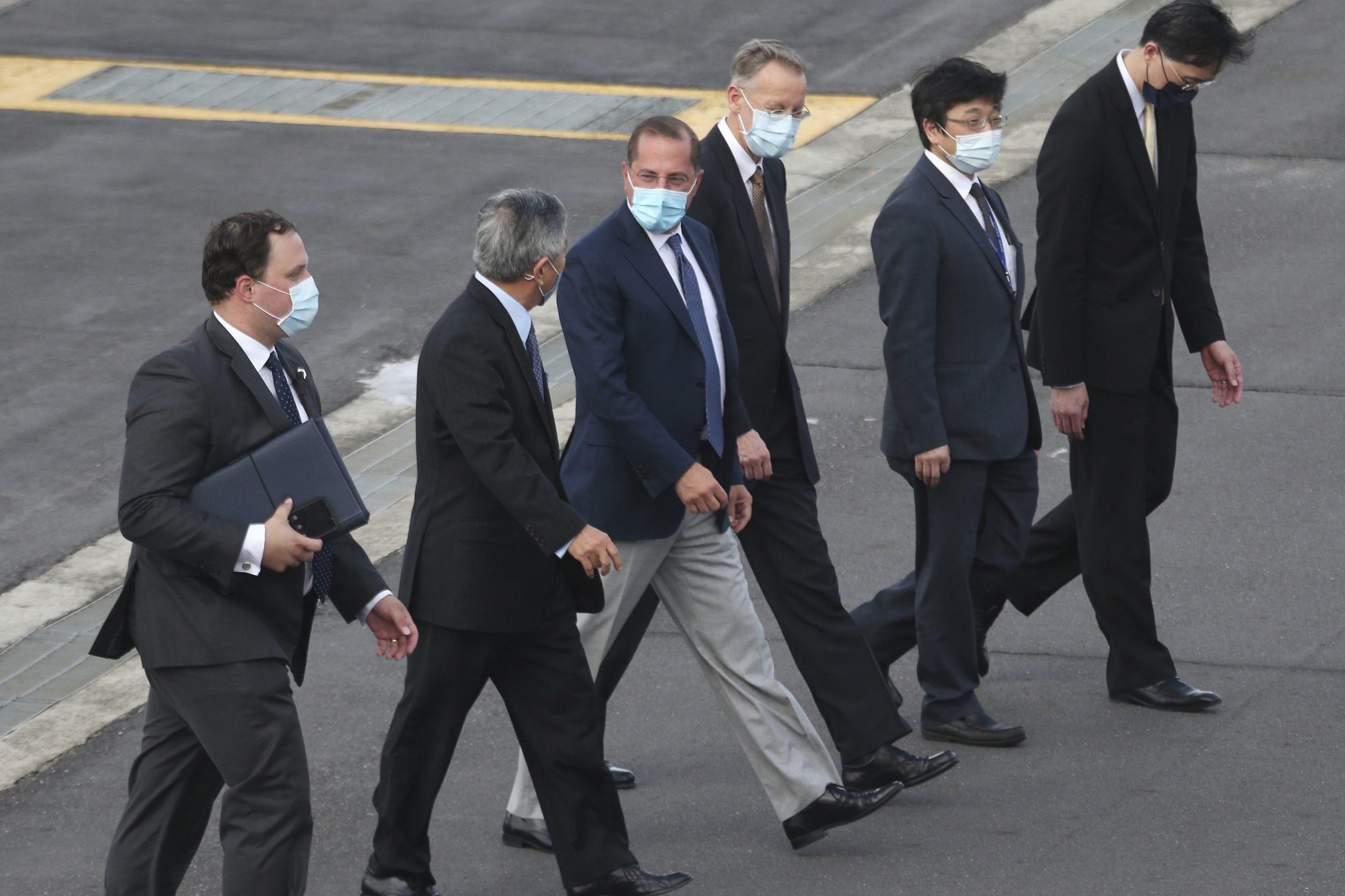 وسط توتر العلاقات بين واشنطن وبكين.. وزير أميركي يتوجه إلى تيوان